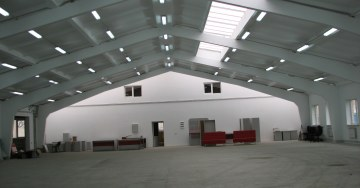zdjęcie The industrial purpose facility in Belarus for manufacturer